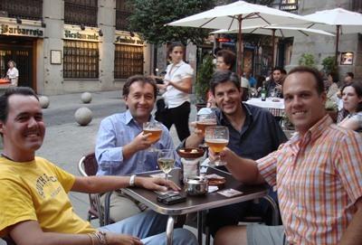 4 Madrid Guys 19Sept2007.JPG