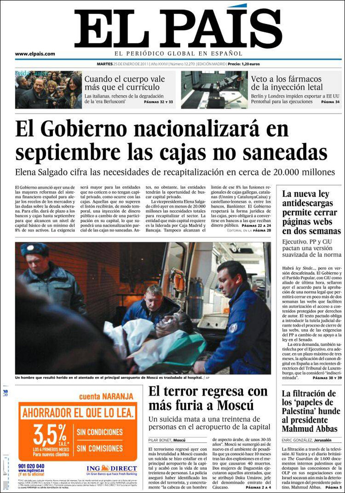 el pais english edition madrid blog spain by