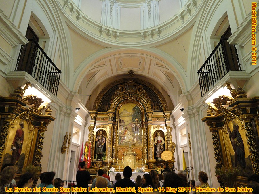 La Ermita del Santo San Isidro Labrador - 2011 Madrid