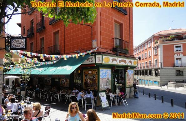 """""""Taberna El Madroño"""" en Madrid"""