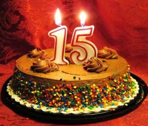 MadridMan Celebrates his 15-Year Anniversary 20 July 2012