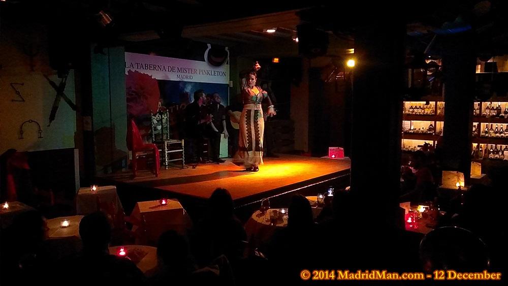 Madrid Flamenco La Taberna de Mister Pinkleton